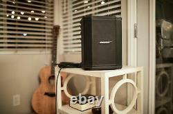 Bose S1 Pro Portable Bluetooth Speaker and PA System Black
