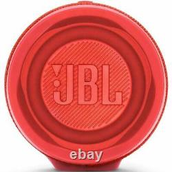 JBL Charge 4 Portable Wireless Bluetooth Speaker Red (JBLCHARGE4REDAM)