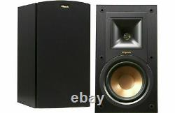 Klipsch R-15M Pair Reference Bookshelf Monitor Speakers, Sealed New In Box