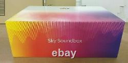 Sky Soundbox Bar Devialet Speaker with HDMI. Remote and Power Lead