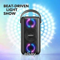 Soundcore Trance Bluetooth Speaker Party Speaker 18 Hour Play 101dB Sound IPX7
