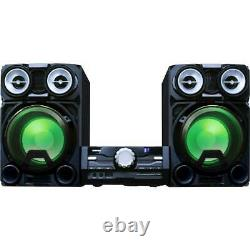 Toshiba 800W Bluetooth Stereo Mini Component Home Speaker CD Player System